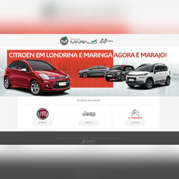 Marajó – Novo site do grupo