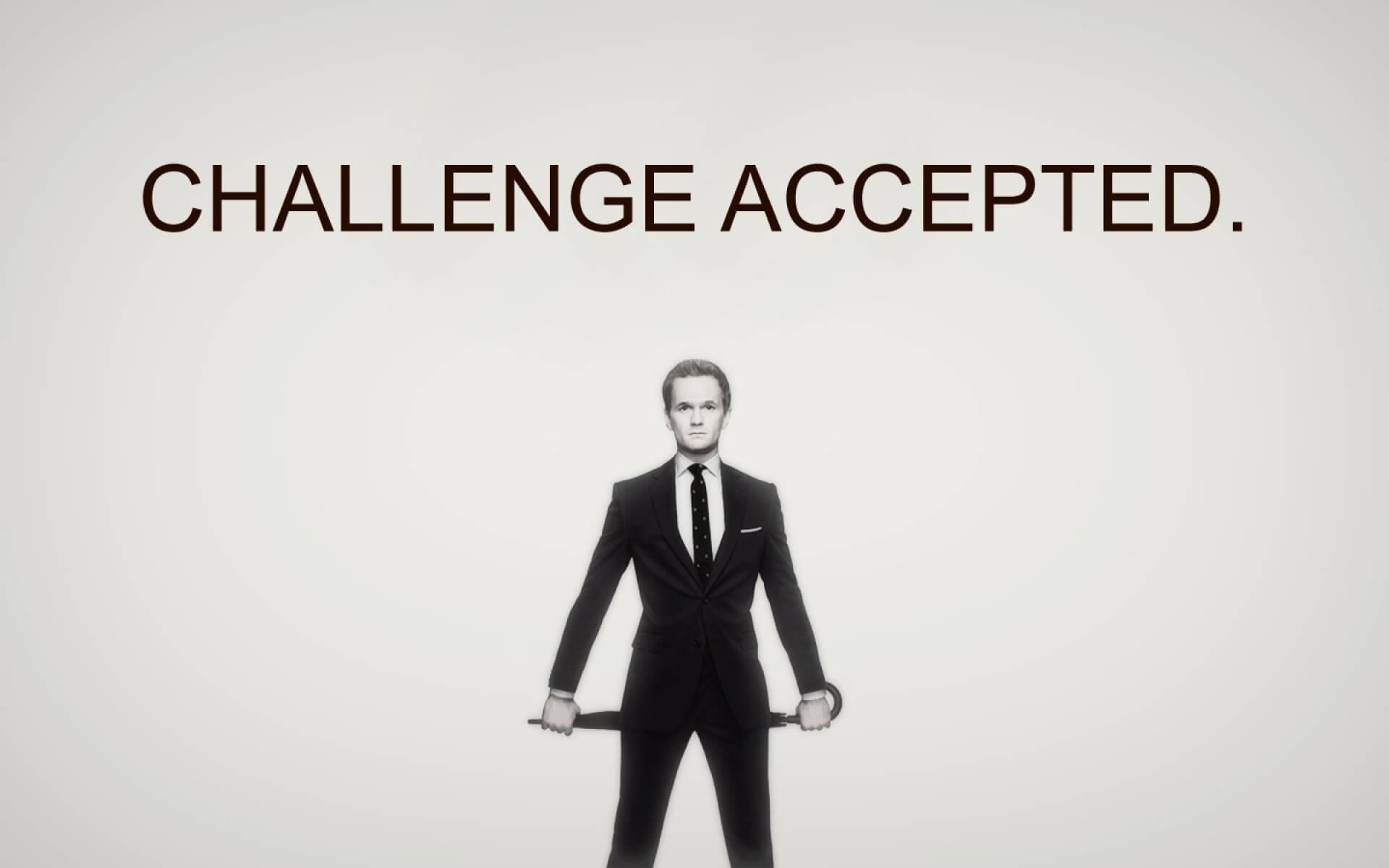 De um simples teste à um desafio pessoal